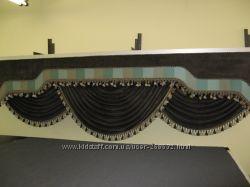 Пошив штор и шторы на заказ в салоне штор частного дизайнера