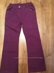 Летние джинсики а рост 110 LUPILU