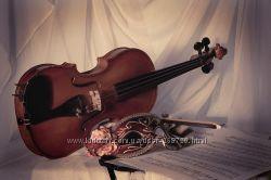 Музыкант  скрипач