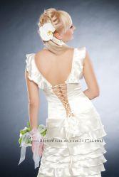 Вечернеесвадебное платье