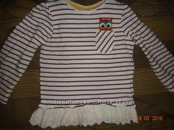 Красивая кофточка, блузка для девочки