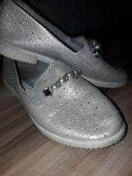 Мокасины, туфельки