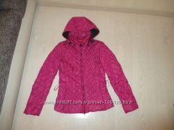 Фирменная деми куртка SNOWIMAGE с поясом-резинкой