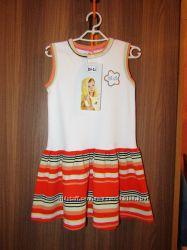 Платье для девочки DI-LI на рост 98 см