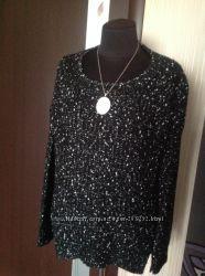 Стильный свитер крупной аязки S. OLIVER
