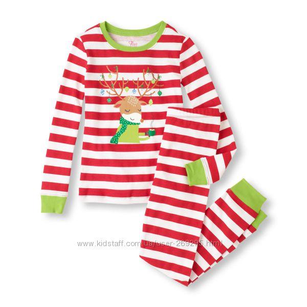 Пижама The Children&acutes Place 100 хлопок