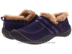 Ботинки  Jambu синие и черные