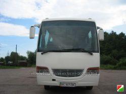 Автобус ISUZU Turkuaz белый для пассажирских перевозок