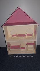 Домик с мебелью для куколок lol surprises, lalaloopsy