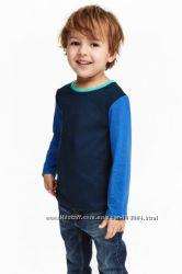 Реглан мальчику H&M на 6-8 лет 122-128 размер