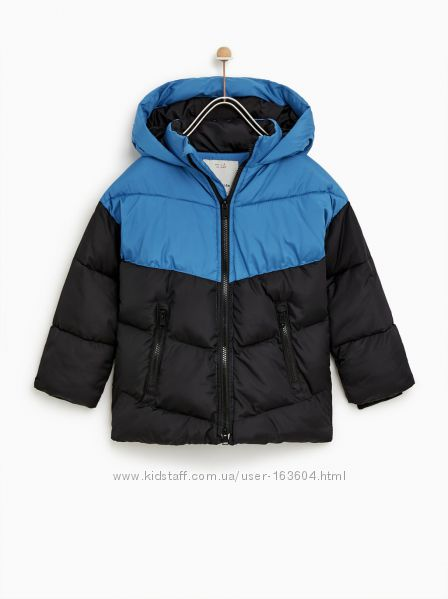 Куртка демисезонная детская Zara р. 140-146 осень, еврозима