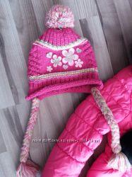 Комплект шапка шарф Raster