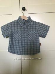 Летняя рубашка для малыша