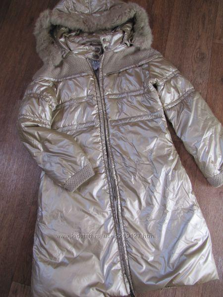 Пуховик пальто, куртка 11-15лет