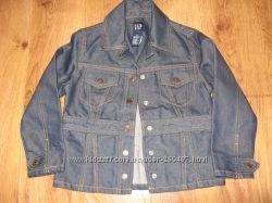 Фирменный GAP джинсовый пиджак