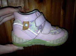 Продам демисезонные ботинки Bartek, 20 размер, 13см