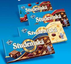 шоколад Studentska pecet, опт