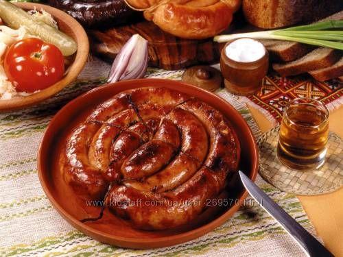 натуральная оболочка для  домашней  колбаски