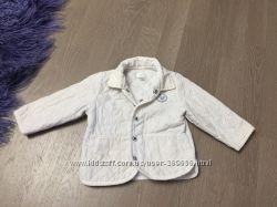 Стёганная куртка Chicco ветровка демисезонная 1-2 года 12-18-24 мес