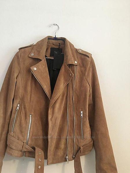 Модная куртка косуха от y. a. s