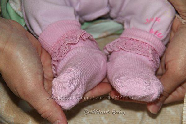 Продам носочки для новорожденных производства Турции