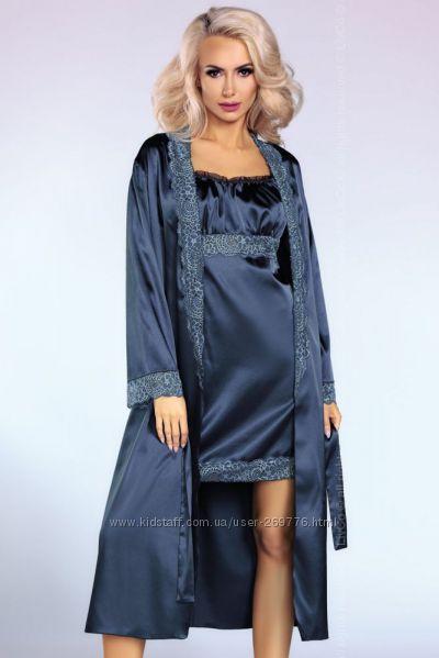 комплект Yesenia сорочка и халат от Livia Corsetti