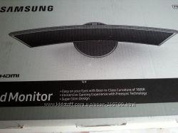 в Пленке Изогнутый Samsung C24F390F Гарантия Офиц 2 Года