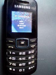 Samsung GT-E1080 в Коробке Связь лучше iPhone 5S АКБ на неделю