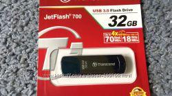 Transcend 32Gb JetFlash 700 флешка USB 3. 0