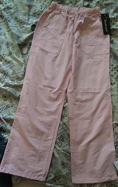 Летние болоневые спортивные штаны
