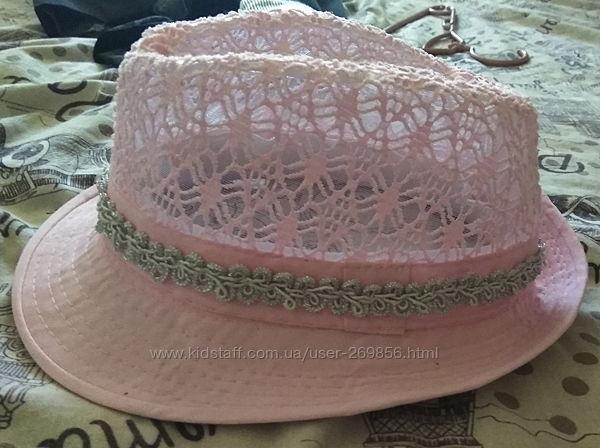 Летняя шляпка для принцессы