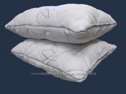 Акция на подушку с наполнением мемори-латекс-пена.
