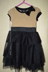Платье в ретро стиле, украшение