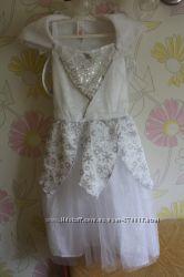 Новое фирменное платье ангелочка, F&F.