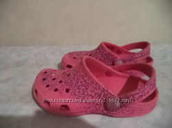 кроксы Crocs оригиналы 20 см стелька