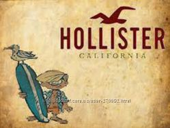 �� Hollister �  Abercrombie & Fitch