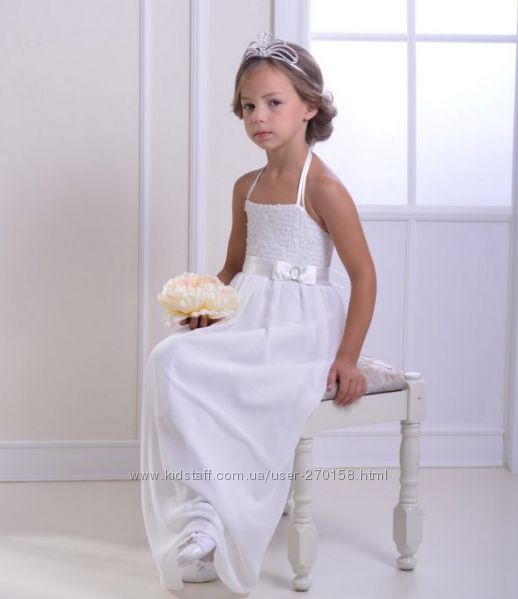 Нарядное элегантное платье