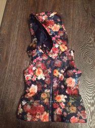 Жилетка цветы H&M