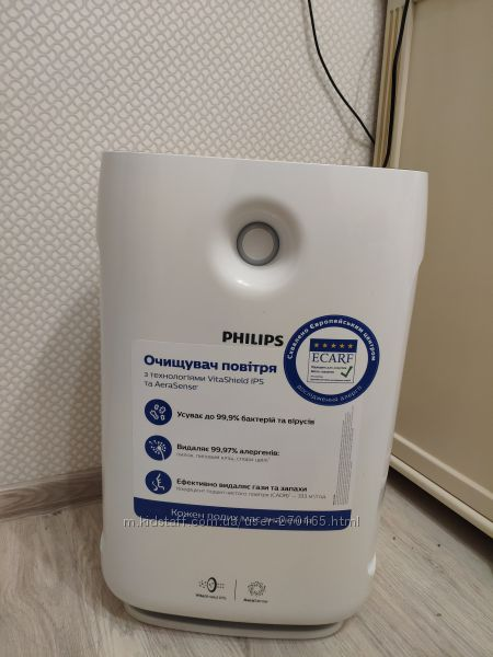 Очиститель воздуха AC288710 Philips