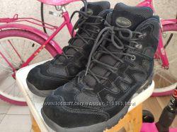 Ботинки Miltec Trooper 5 Black, черные Германия