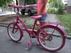 Велосипед детский princess 20 колеса