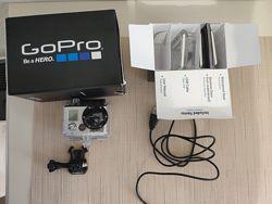 Продам экшн камеру GoPro HD HERO 2 в хорошем состоянии