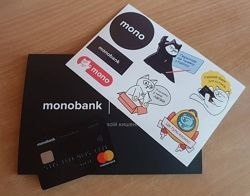 Монобанк бонус при реєстрації monobank 50 грн.