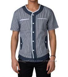 Джинсовая рубашка с сайта  Jimmy Jazz р. L