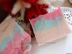 Натуральное мыло ручной работы Поцелуй Гейши