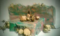 Натуральное мыло ручной работы Осенний Блюз