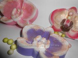 Мыльные цветы - отличный подарок к любому празднику
