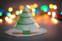 Новогодние подарки - мыльные ЁЛКИ