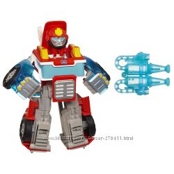 Роботы трансформеры от Хасбро. Playskool Heroes Transformers Rescue Bots