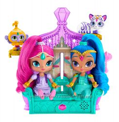 Куклы Shimmer and Shine Дворец  Teenie Genies